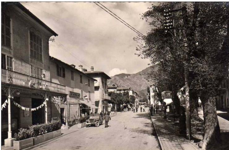 Avenue du 16 Septembre 1947