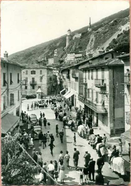 fête de la Saint Eloi 1954