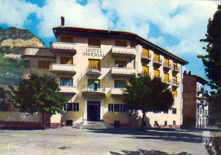 Hôtel Imperial en 1966