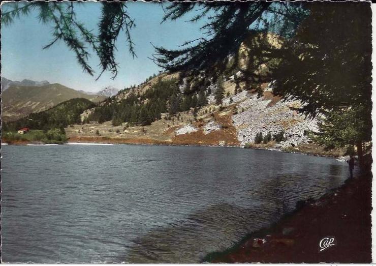 Lac de Casterino
