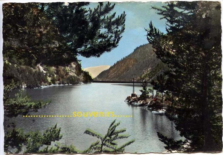 Lac des Mesce