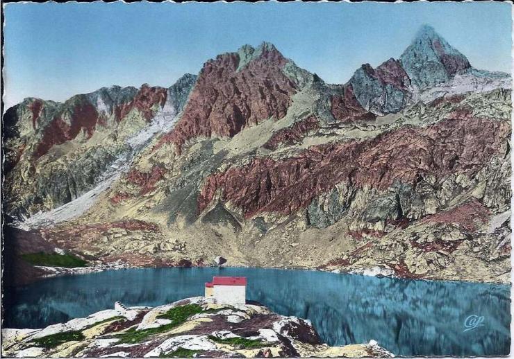 Lac Vert La Valmasque