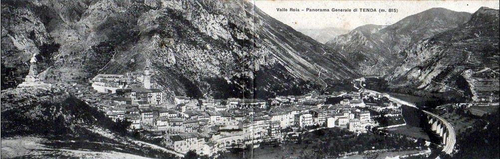 Panorama de Tende