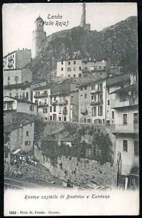 Ruine du Chateau et Tour