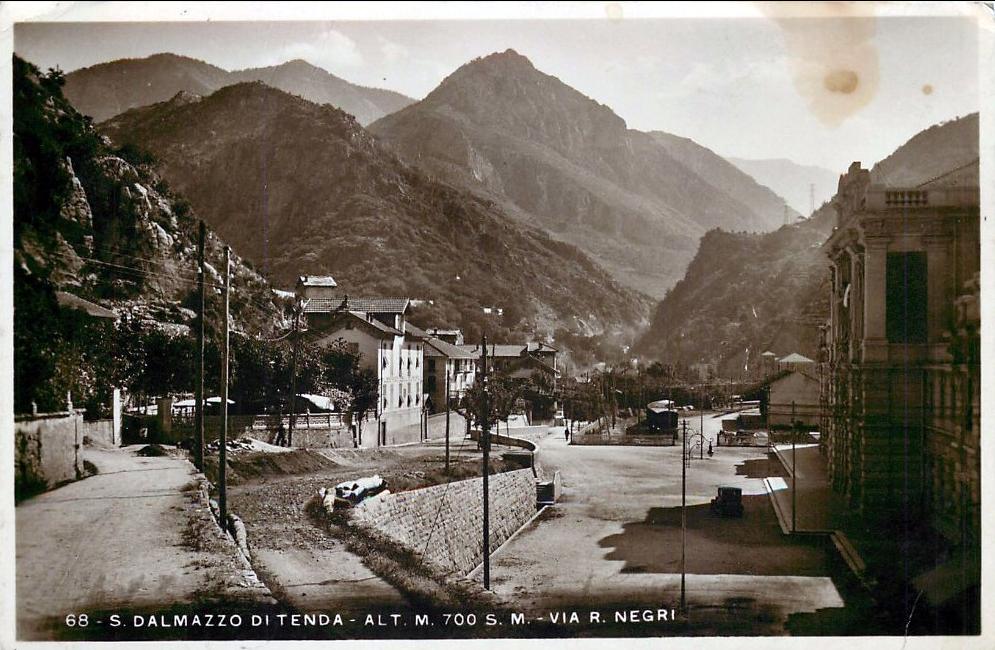 St Dalmas de Tende