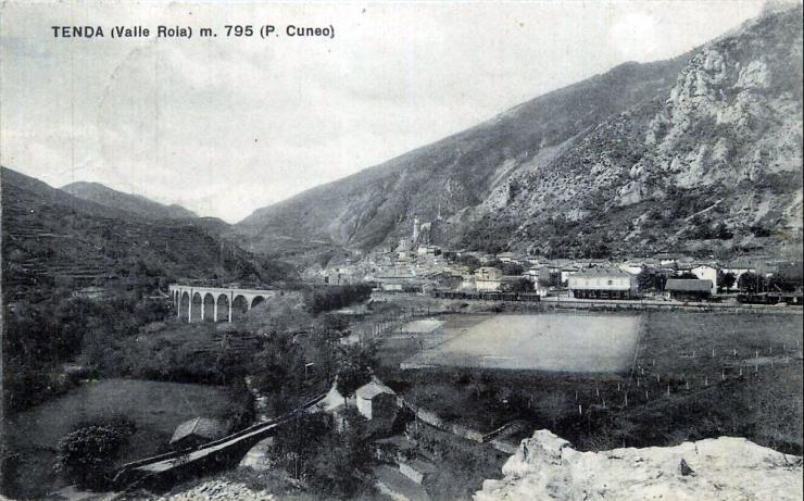 Vue du pont St Jacques