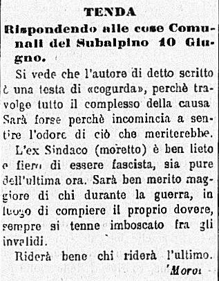 139 du 16 06 1924