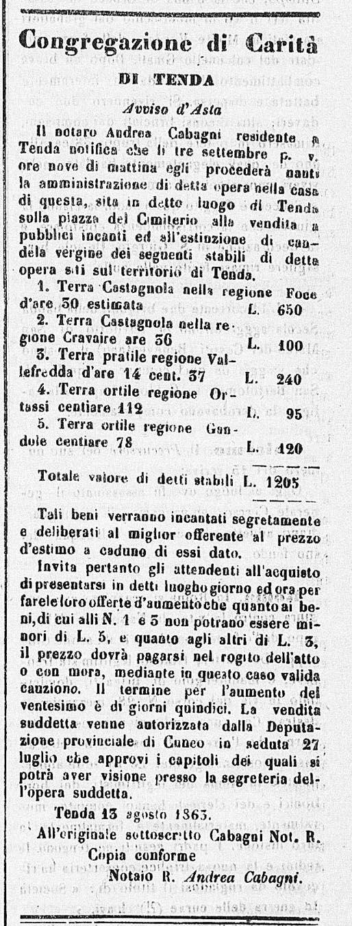 195 du 21 8 1863