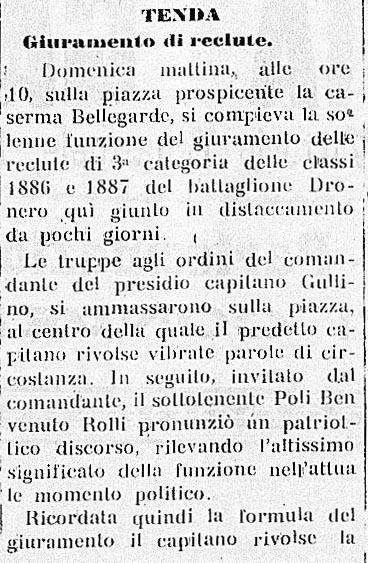 31 du 8 2 1916