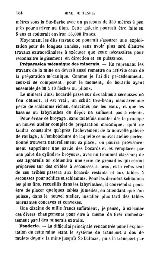 La mine de vallauria tende page 09