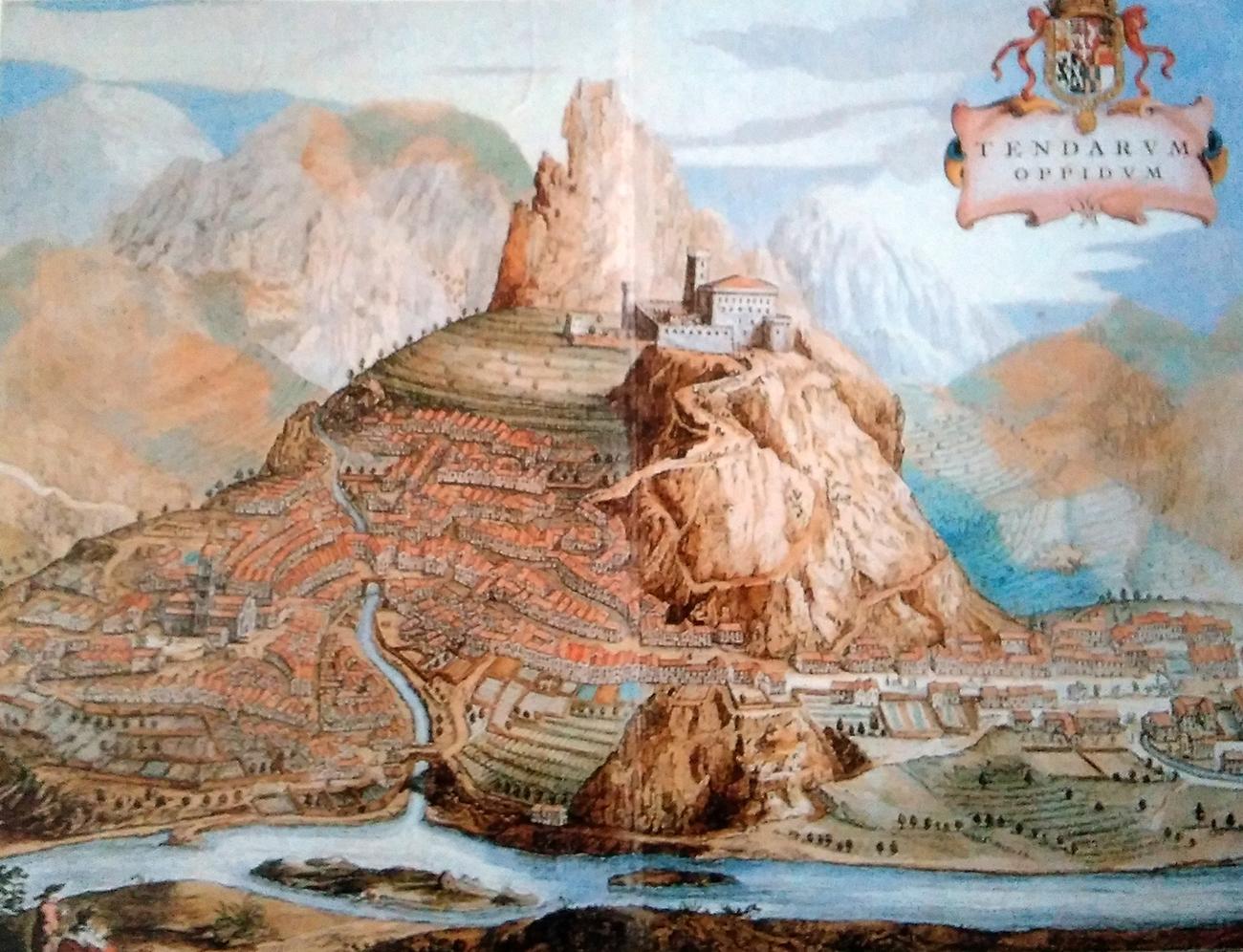Généalogie de Tende , Alpes Maritimes